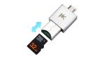 Gadget des Tages: PKparis PK`2 - Mini Dual-USB-Stick - Foto: PKparis