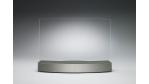 Gadget des Tages: ClearView Clio - (beinahe) unsichtbarer Lautsprecher - Foto: ClearView