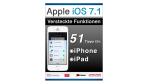Jetzt neu im Apple iBookstore: Versteckte Funktionen in Apple iOS 7.1 nutzen