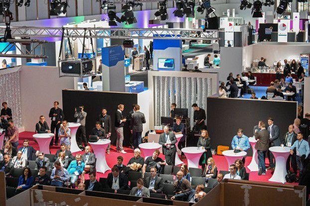 Konkrete Lösungen für Fachbereichsentscheider bot die tools in Berlin.