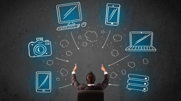Hosted MDM basic soll KMUs einen günstigen Einstieg in die Verwaltung von mobilen Endgeräten bieten.