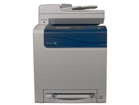 Xerox Workcentre 6505V/N: Wuchtiges Farblaser-Multifunktionsgerät für mehrere Anwender.
