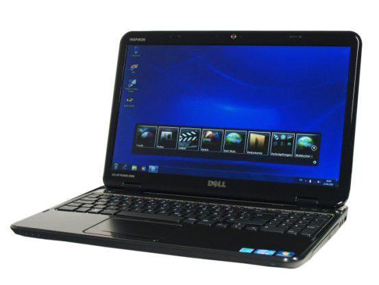 Sandy-Bridge-Notebook Dell Inspiron 15R im Test