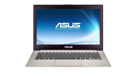 Ultrabook mit Full-HD-Display: Asus Zenbook Prime UX31A