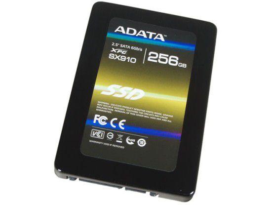 SSD Adata XPG SX910 256GB