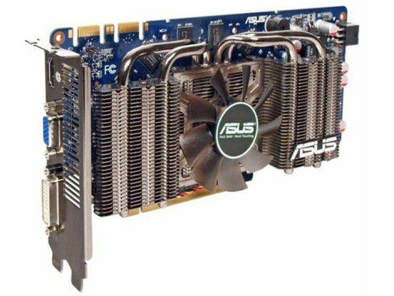 Wie weit sich die GPU übertakten lässt, ist vor allem vom Kühlkörper abhängig.