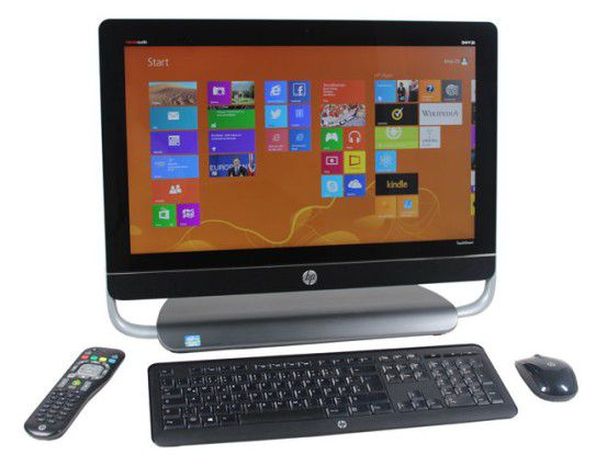 HP Envy 23 Touchsmart