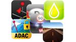 Mobile Apps: iPhone Apps für das Auto