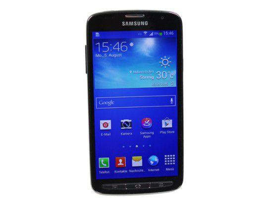Auch das Samsung Galaxy S4 Active bekommt einen kleinen Bruder