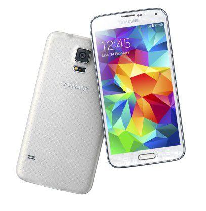 Anders als beim Vorgänger Galaxy S5 (Foto) soll das Galaxy S6 kein Plastikgehäuse erhalten.