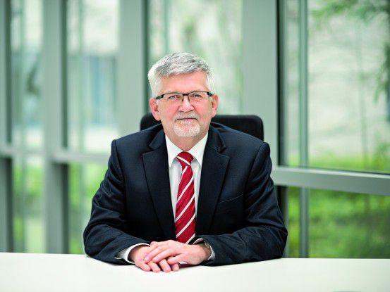 Peter Dewald, Geschäftsführer Sage Deutschland