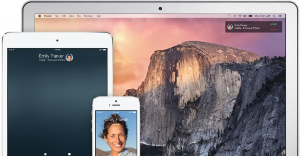 iMessage, iCloud, QuickType, Familienfreigabe & Co.: Apple iOS 8.1 auf dem iPhone 5, iPhone 6 und iPhone 6 Plus im Test - Foto: Apple