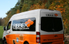 Tinte auf Rädern - Der Ribbex Demo Van