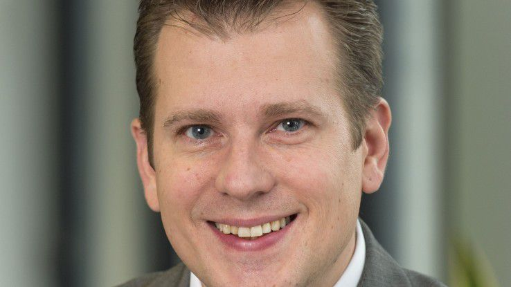 Arne Kemner, Head of Cloud Solutions bei Dimension Data Germany