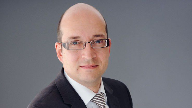 Sebastian Welke, Head of Channel Sales, virtual solution AG?