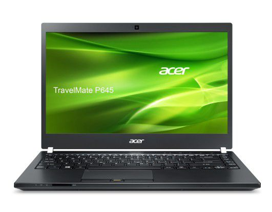 Acer Travelmate P645: Business-Notebook mit 14-Zoll-Display