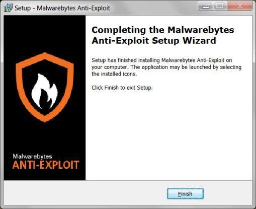 Funktional: Malwarebytes Anti-Exploit konzentriert sich auf das Wesentliche. Ausgefeiltes Design darf man daher von der Bedienoberfläche nicht erwarten.