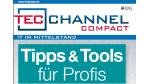 Buch und eBook: Die besten Tipps und Tools im neuen TecChannel-Compact!