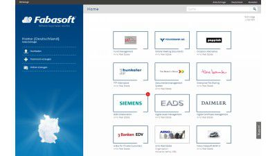Best in Cloud 2014 - Fabasoft: Siemens Collaboration mit der Fabasoft Cloud