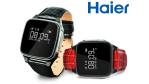 MWC 2015: Haier stellt SOS-Wearables vor - Foto: Haier