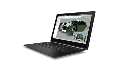Performance-Hardware: HP - neue mobile Workstation, Turbo-SSD und Profi-Displays - Foto: HP