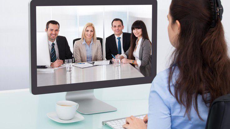 Zukünftig sollen auch Bewerbungsgespräche über jobclipr stattfinden.