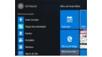 Tipp für Windows 10: Windows 10 - Das Startmenü anpassen