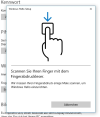 Windows Hello für sichere und einfachere Anmeldung nutzen