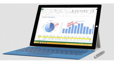 Tablet oder Notebook?: Microsoft Surface Pro 3 im Test - Foto: Microsoft