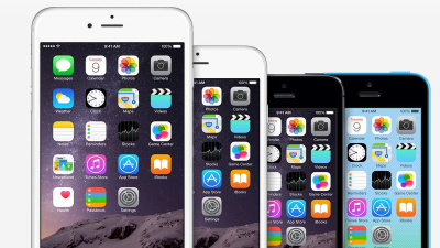 iMessage, iCloud, QuickType, Familienfreigabe & Co.: Apple iOS 8.1 auf dem iPhone 5, iPhone 6 und iPhone 6 Plus im Test