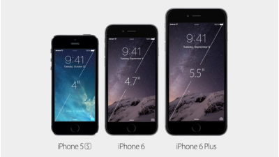Apples neue Smartphones: iPhone 6 und iPhone 6 Plus im Test