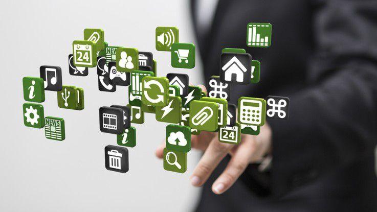 Ob sich Apps für das Bereitstellen von Business Applikationen durchsetzen oder die Mini-Anwendungen schlicht für zusätzliche Funktionen genutzt werden, muss sich erst noch zeigen.