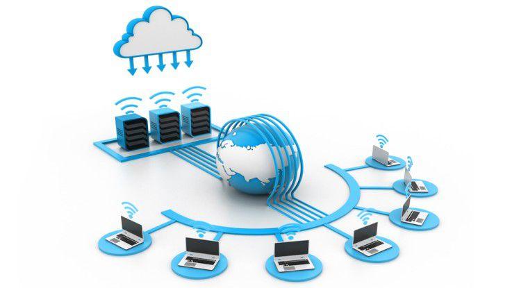 Geldinstitute müssen bei der Einführung von Cloud-Technologien anders an die Projekte herangehen als normale Industrie- oder Handelsunternehmen.
