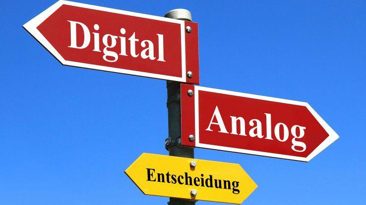 Viele Unternehmen schieben die Entscheidung noch vor sich her, ihre Geschäftsprozesse auf die nächste Stufe in Richtung Digitalisierung zu heben.