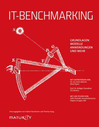 Ein Fachbuch der Maturity-Gründer Thomas Karg und Hubert Buchmann beantwortet die meisten Fragen zum Thema Benchmarking.