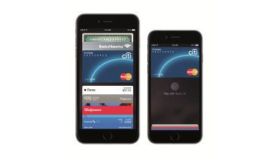 Mobiles Bezahlen: Apple Pay startet im Juli in UK - Foto: Apple