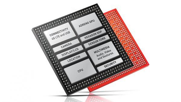 Qualcomms derzeitiges Chipsatz-Flaggschiff Snapdragon 810