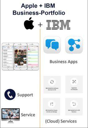 Apple/IBM Business-Portfolio 2014