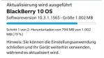 Blackberry Blend, Amazon AppStore...: Blackberry OS 10.3.1 bringt neue Features