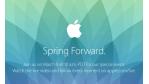 Zeit für Apple Watch?: Apple kündigt Neuheiten-Präsentation am 9. März an - Foto: Screenshot/Apple