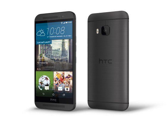 HTC aktuelles Android-Flaggschiff One M9