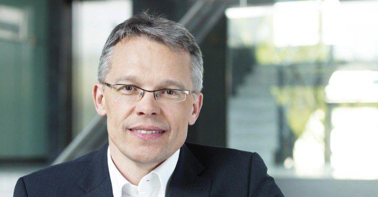 Uwe Kloos ist Personalchef bei NTT Data.