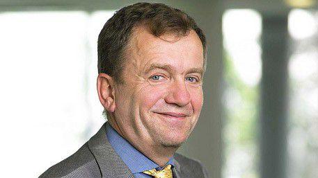 Ludwig Zink, Practice Head of Advise beim Netzwerk- und IT-Dienstleister BT, hatte viele Jahre beruflich in China zu tun.