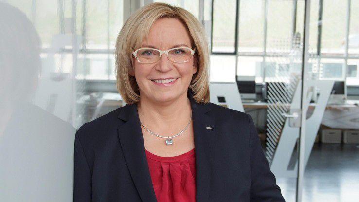 Marika Lulay verantwortet als COO das operative Geschäft von GFT in elf Ländern.