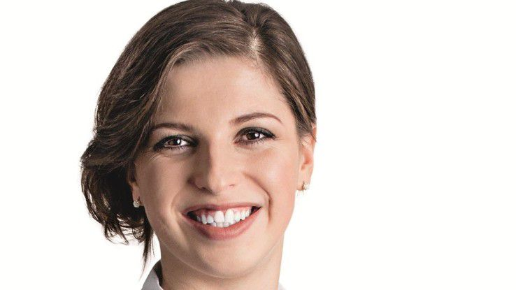 """Jennifer Sancho-Vargas, Capgemini: Weibliche Berater werden vor allem wegen ihrer Vermittlungsfähigkeiten geschätzt, und das finde ich positiv."""""""