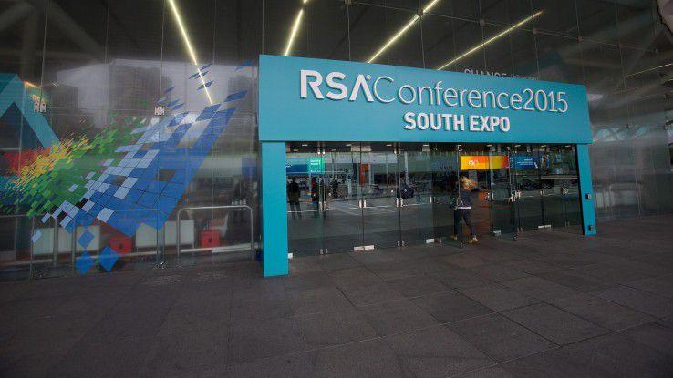Auf der RSA Conference 2015 in San Francisco diskutierten Experten über die Probleme und Herausforderungen für die IT-Security-Branche.