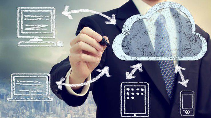Ob private, public oder hybrid. Immer mehr Unternehmen nutzen Services aus der Cloud.