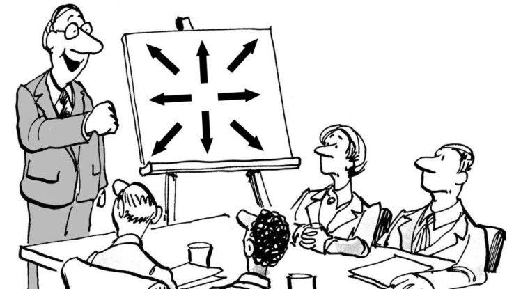 Zahllose Alltags-Situationen im Office eignen sich für eine humoristische Comic-Adaption. Wir zeigen Ihnen einen Business-Comic, der leider in vielen Fällen viel zu nah an der Wahrheit liegt.