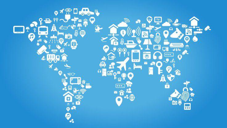 Eine Architektur zum Management der Milliarden von Devices im IoT hat Cisco jetzt vorgestellt.