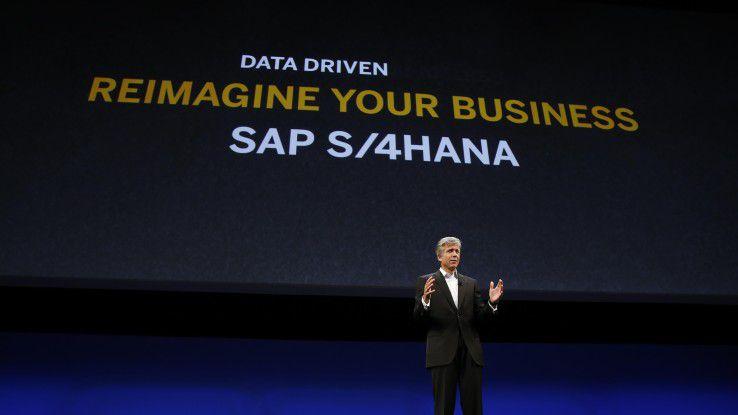 Sapphire 2015 Bill McDermott (CEO of SAP SE)